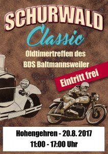 Schurwald Classic Plakat