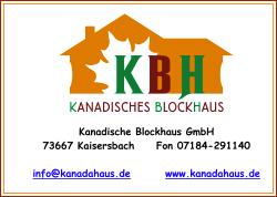 Schurwald Classic Kanadisches Blockhaus GmbH