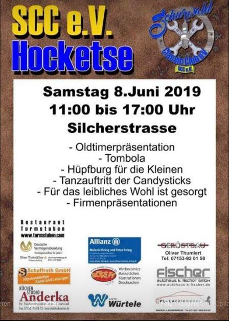 Schurwald Classic Club e.V. Hocketse