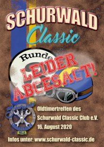 Schurwald Classic 2020 abgesagt